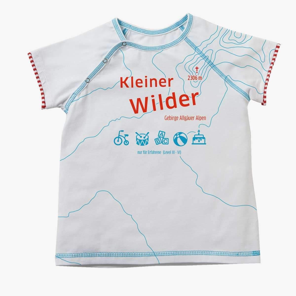 T-Shirt Kleiner Wilder für Jungen